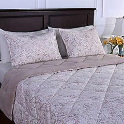 Berkshire Blanket® Floral Lace Reversible Comforter