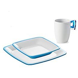 Omada® Adamo Dinnerware Collection in Blue