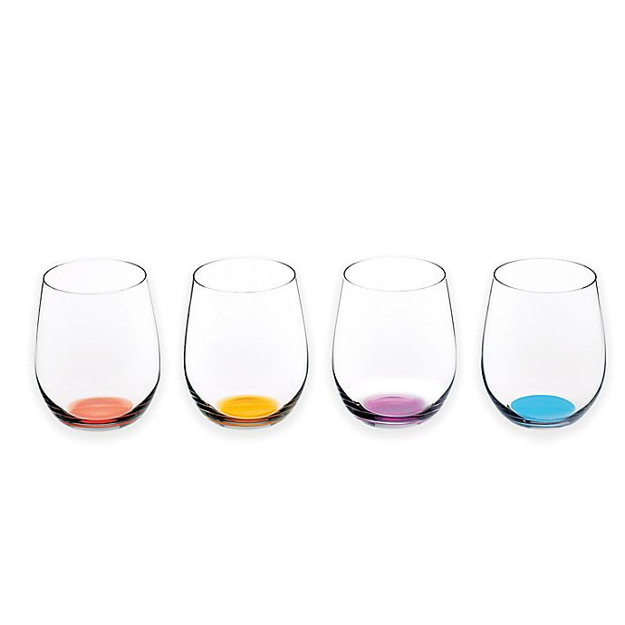 Alternate image 1 for Riedel® Happy O Wine 2.0 Tumblers (Set of 4)