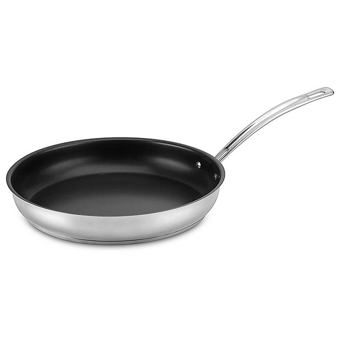 Alternate image 1 for Cuisinart® Chef's Classic Pro Nonstick Skillet