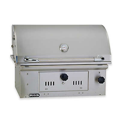 BULL® Bison 30-Inch Charcoal Grill Head in Stainless Steel