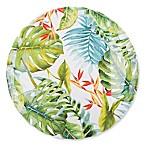 Shady Palms Melamine Serving Platter