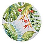 Shady Palms Melamine Dinner Plate