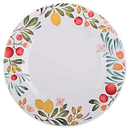 Country Orchard Melamine Dinner Plate