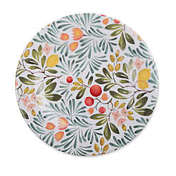 Country Orchard Melamine Salad Plate