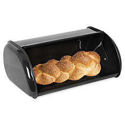 Home Basics® Stainless Steel Bread Box