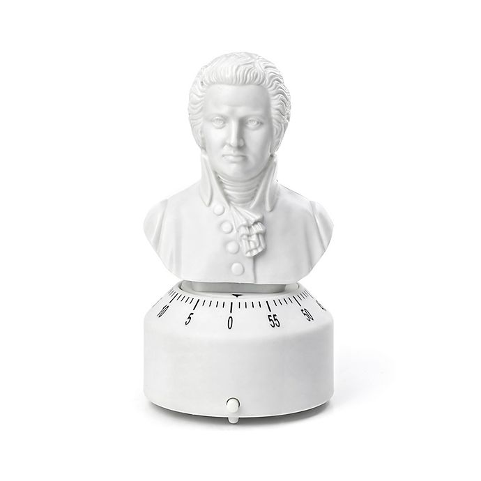 Kikkerland® Design Mozart 60-Minute Timer | Bed Bath & Beyond