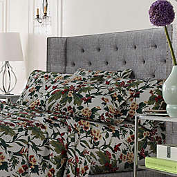 Tribeca Living Tropical Garden Sheet Set