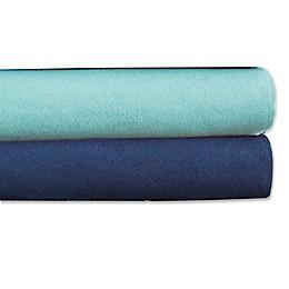 Pointehaven 175 GSM Flannel Sheet Set