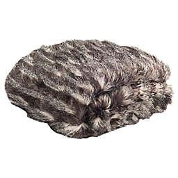 Safavieh Pheasant Faux Fur Throw Blanket