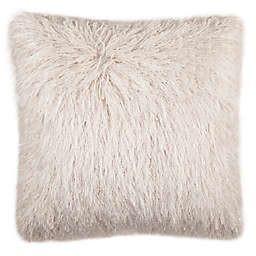 Safavieh Shag Modish Square Throw Pillow