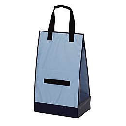 Household Essentials® Laundry Hamper Tote Bag in Blue/Navy