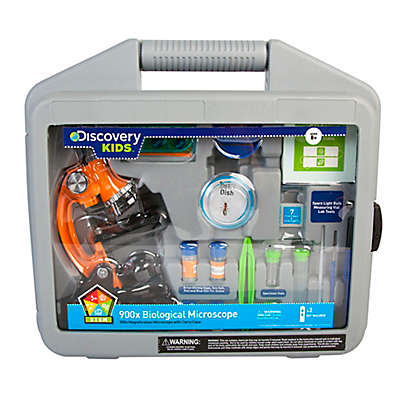 Discovery Kids™ 900X Microscope Set