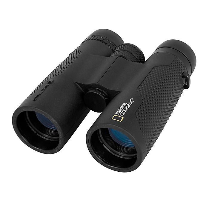 Alternate image 1 for National Geographic™ 8 x 42 Folding Roof Prism Binoculars