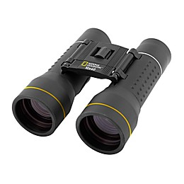 National Geographic™ 10x40 Folding Performance Roof Binoculars