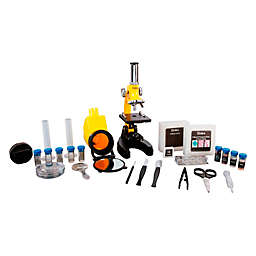 National Geographic™ 300x-1200x Microscope Lab Set