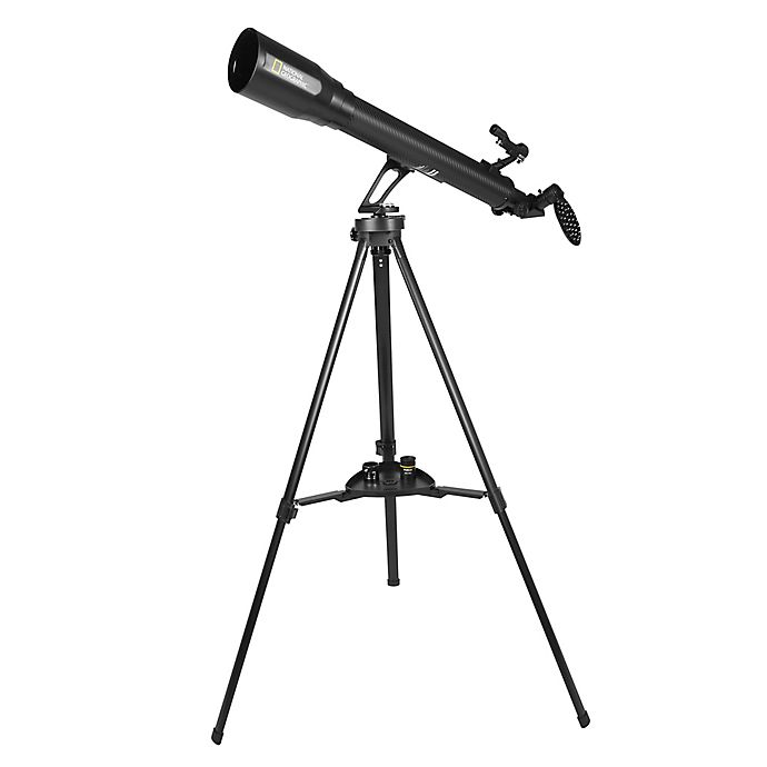 Alternate image 1 for National Geographic™ 70mm Telescope with Smartphone Eyepiece