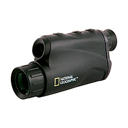 National Geographic™ 3 x 25 Night Vision Monocular with Scope