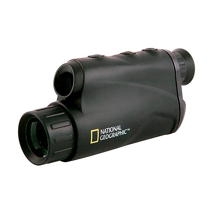 Alternate image 1 for National Geographic™ 3 x 25 Night Vision Monocular with Scope