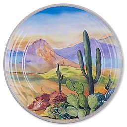 Desert Landscape Melamine Dinner Plate