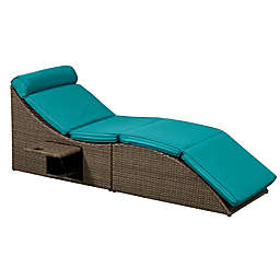 Outdoor Chaise Lounges & Lounge Chairs, Patio Chaise Lounges | Bed on living room furniture houston, rug houston, office lounge houston,