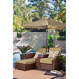 Relax-A-Lounger™ Santa Cruz Dual Chair