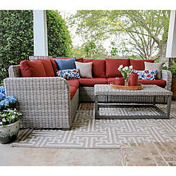 Forsyth 5-Piece Sectional Set