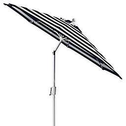 9-Foot Crank Round Market Umbrella