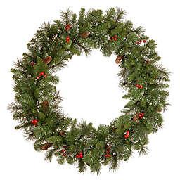 National Tree Company Crestwood Spruce 36-Inch Wreath