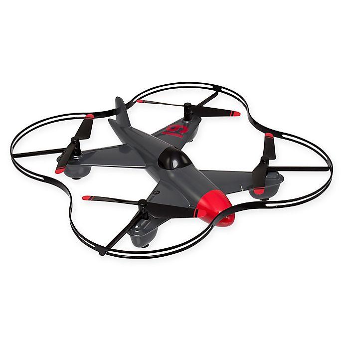 Alternate image 1 for FAO Schwarz British Bomber Camera Drone