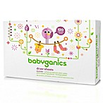 Babyganics® 120-Count Dryer Sheets in Lavender Scent