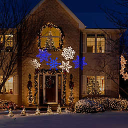 snow - Philips C9 Led Christmas Lights