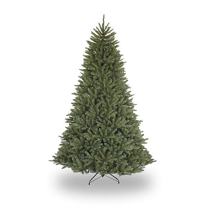 Alternate image 1 for Puleo International 7-Foot Fraser Fir Artificial Christmas Tree