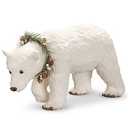 National Tree Company Polar Bear Holiday Decoration