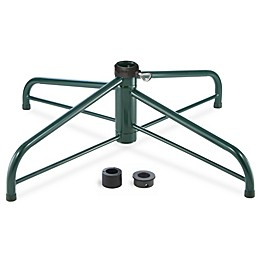 National Tree Company Folding Christmas Tree Stand in Green