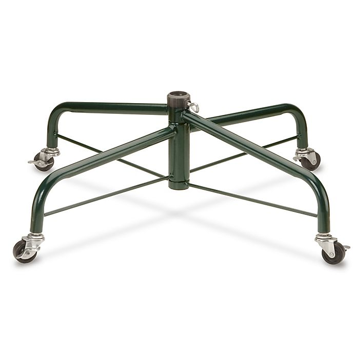 Alternate image 1 for National Tree Company Folding Christmas 32-Inch Tree Stand in Green