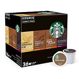 Starbucks® Variety Pack Coffee Keurig® K-Cup® Pods 36-Count