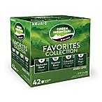 Keurig® K-Cup® Pack 42-Count Green Mountain® Favorites Variety Pack