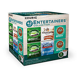 Keurig® K-Cup® Pods 42-Count The Entertainer Variety Pack