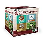 Keurig® K-Cup® Pack 42-Count Coffee Lovers' Variety Pack