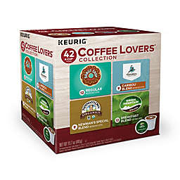 Keurig® K-Cup® Pods 42-Count Coffee Lovers' Variety Pack