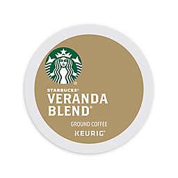 Starbucks® Veranda Blend™ Blonde Coffee Keurig® K-Cup® Pods 16-Count