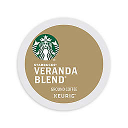 Starbucks® Veranda Blend™ Blonde Coffee Keurig® K-Cup® Pods 16-Count