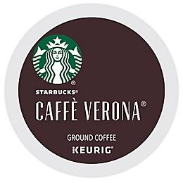 Starbucks® Caffe Verona® Dark Roast Coffee Keurig® K-Cup® Pods 16-Count