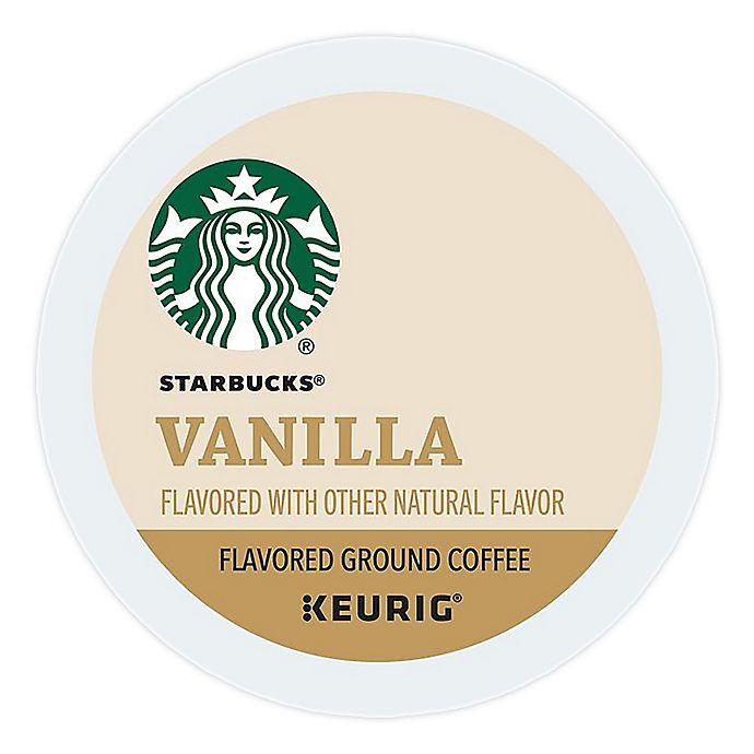 Starbucks® Vanilla Flavored Coffee