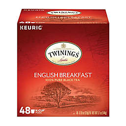 Twinings of London® English Breakfast Tea Value Pack Keurig® K-Cup® Pods 48-Count