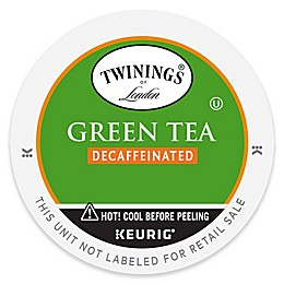 Twinings of London® Decaf Green Tea Keurig® K-Cup® Pods 18-Count