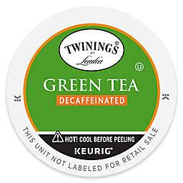 Twinings of London® Decaf Green Tea Keurig® K-Cup® Pods 18-Count