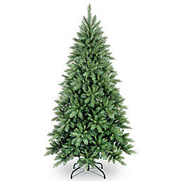 national tree company tiffany fir artificial christmas tree - Pull Up Christmas Trees Decorated