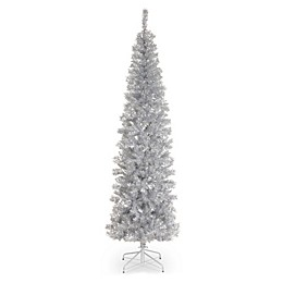 National Tree Company® Tinsel Christmas Tree